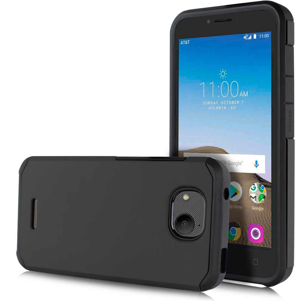 Detail Feedback Questions about For Alcatel Tetra Case Dual Layer