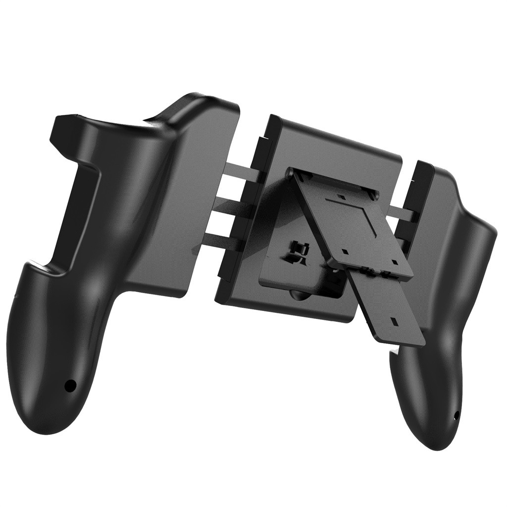 Image 5 - Anti skidding Comfortable Joypad Bracket Holder Grip Case For Nintend switch Gamer Games Gaming Machine Cases bags-in Replacement Parts & Accessories from Consumer Electronics