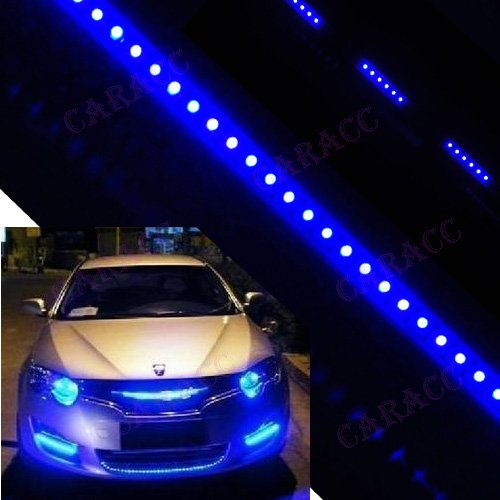 Waterproof flexible scan knight rider strip 48 led car light 20 waterproof flexible scan knight rider strip 48 led car light 20 modes of scanning remote aloadofball Images