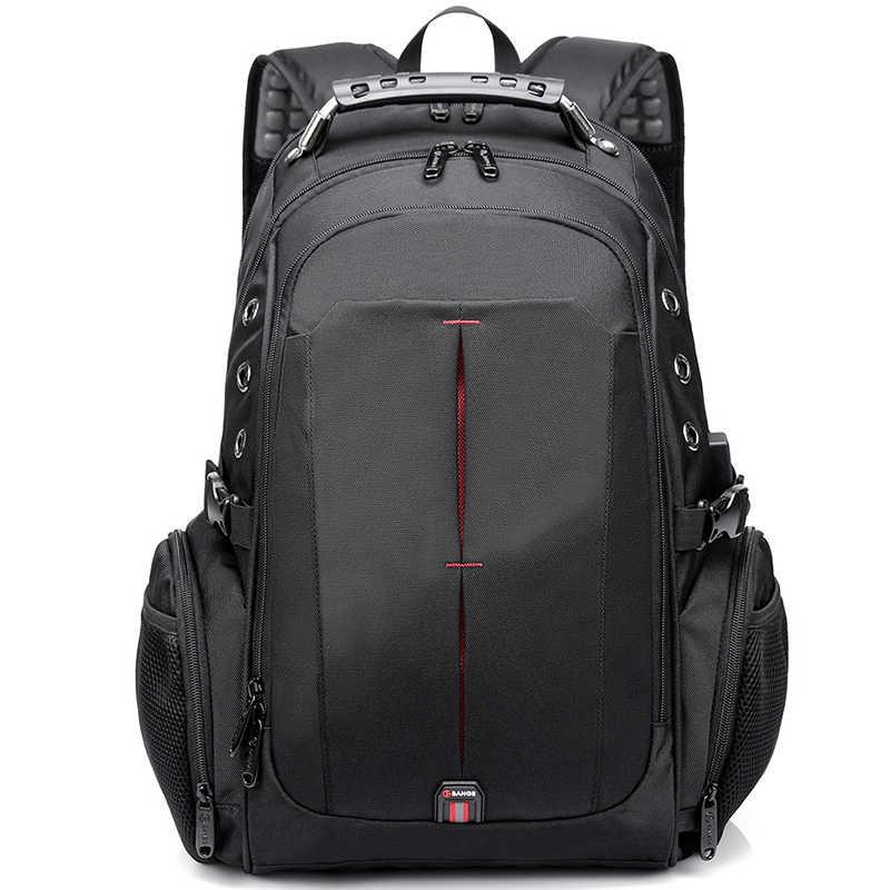 Новый мужской женский рюкзак 15,6 сумка для ноутбука USB зарядка Водонепроницаемый рюкзак для активного отдыха 40L дорожная школьная сумка рюкзак для подростков