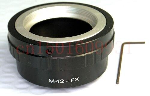 Kamera Für m42 objektiv Fujifilm X-Pro1 X-Pro2 X-E1 X-A1 X-M1 Camera Lens Adapter Ring M42-FX fuji