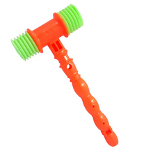 Вокальный молоток, развивающая музыкальная игрушка, Детские свистки, музыкальный инструмент, игрушки для детей, подарок, развивающая игра