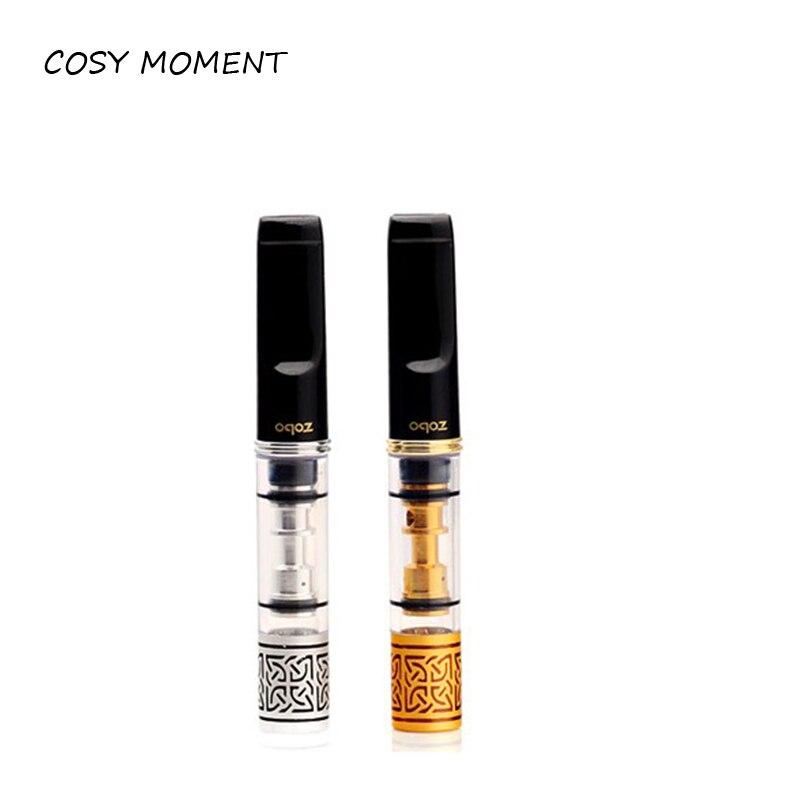 CONFORTABLE MOMENT cigarette filtre de résine en métal cigarette titulaire embouchure De Filtration De Nettoyage titulaire avec étui à cigarettes YJ062