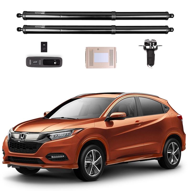Nuevo para Honda H-RV, portón trasero eléctrico, sensor de pierna modificado, modificación de coche, elevación automática, partes de coche de puerta trasera hrv 5 uds., panel de luces Interior para coche de 4mm/0,16