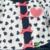 2017 Del Otoño Del Resorte Del Bebé Ropa de Algodón Niña Conjunto Infantil Bebe Corazón Impresión de la camiseta + de Las Polainas + Diadema Informal Sistemas de la ropa