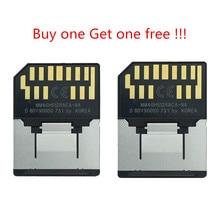 Акция! 128 МБ 256 МБ 512 МБ 1 ГБ RS-MMC-карта мультимедийная карта 13pin, купите одну бесплатно