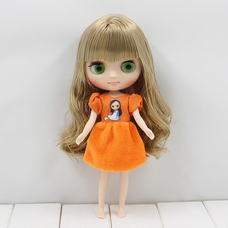 Middie Blythe Doll Grey Hair 20cm 5