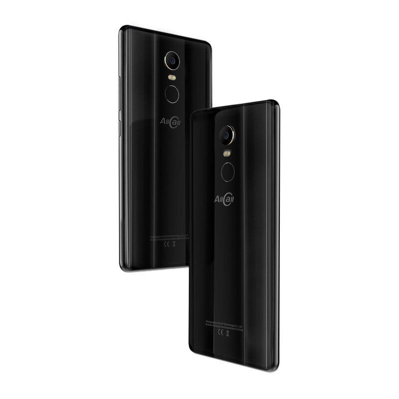 Allcall Mix 2 Smartphone desbloqueo de cara de carga inalámbrica de 5,99 pulgadas 18:9 pantalla 6GB RAM 64GB teléfono móvil 3500mAh Android 7,1 16MP - 6