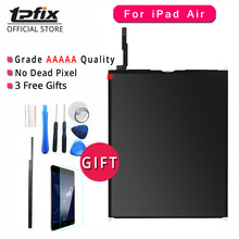 TPFIX Grade AAAAA LCD For iPad Air Screen For iPad 5 iPad Air 1 LCD Display A1474 A1475 A1476 Tested Replacement Repair Parts цена