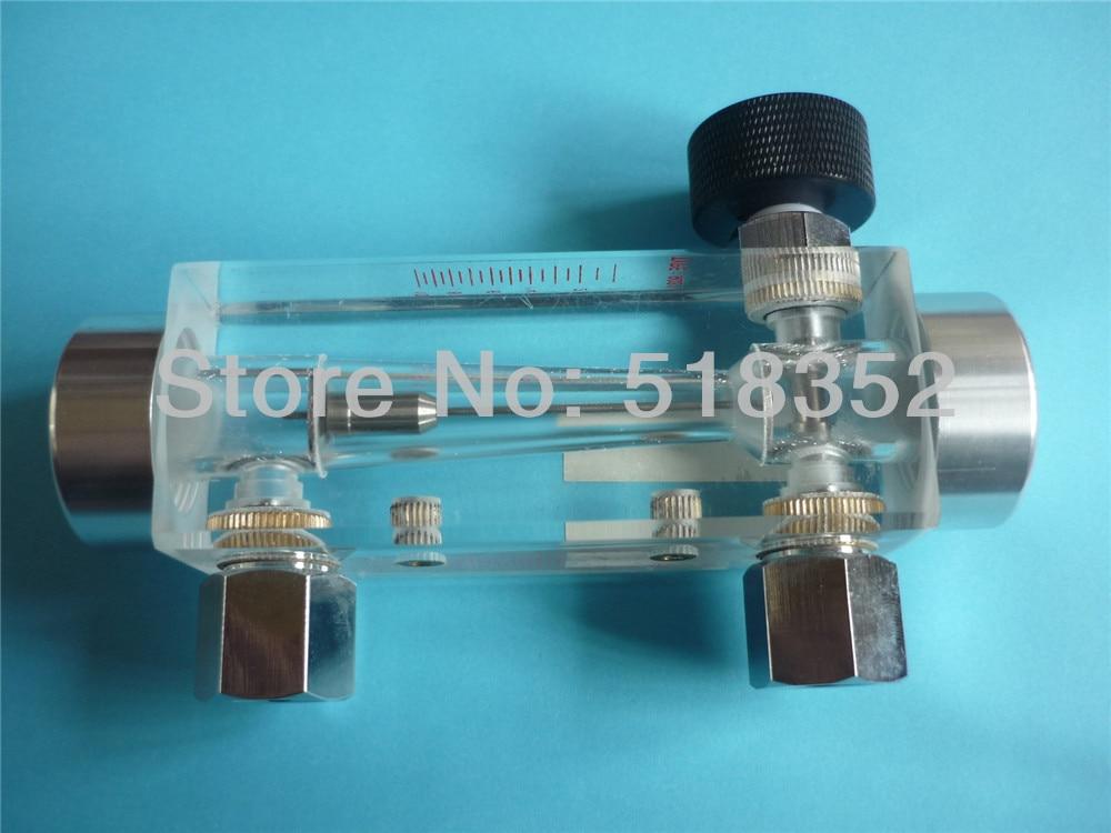 S801D824P01 SSG Flow Meter 9031 Type S/N 65M012 for WEDM-LS Wire Cutting Machine Tool PartS801D824P01 SSG Flow Meter 9031 Type S/N 65M012 for WEDM-LS Wire Cutting Machine Tool Part