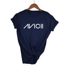 2018 Summer King Queen Letter Print Harajuku avicii T shirt Women Tops Girl Womens Tshirt Vogue Vintage Classic Japan Korean Tee(China)