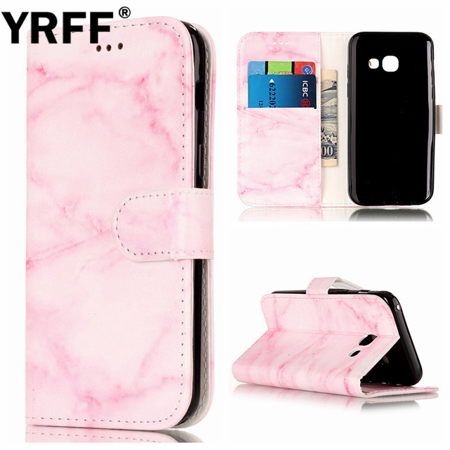 official photos af470 5b823 US $3.59 10% OFF|Marble Phone Case for samsung galaxy A5 2017 A3 2016  Marble Texture leather phone case for samsung galaxy A3 A5 2016 2017  Cover-in ...