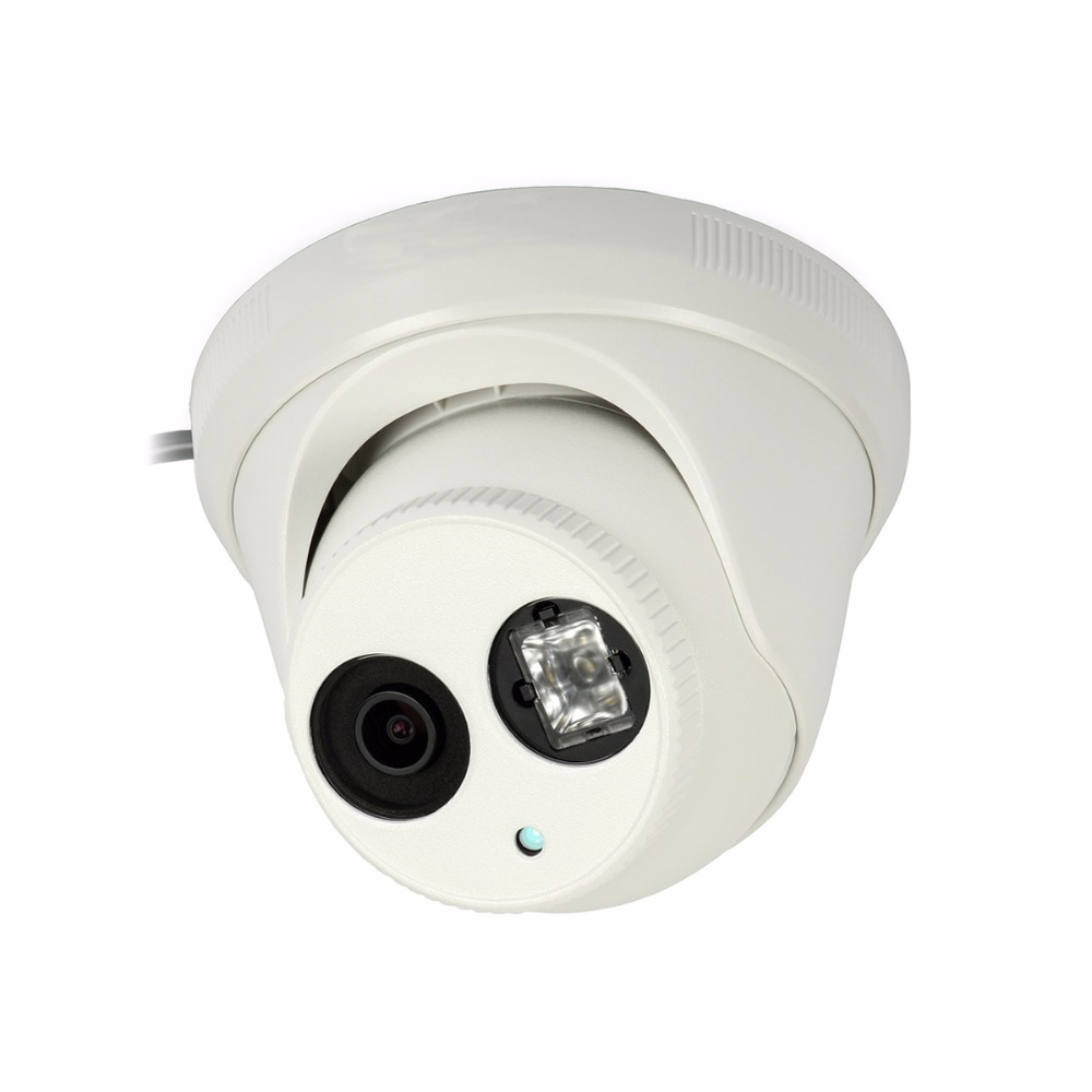 Ip camera DS-2CD2345-I onvif  H.265 POE 4Mp CCTV camera Fixed EXIR Dome  IP66  security surveillance system hikvision cctv poe 4mp camera ds 2cd3345 i hd night version onvif exir turret wdr dome ip security camera replace ds 2cd2345 i
