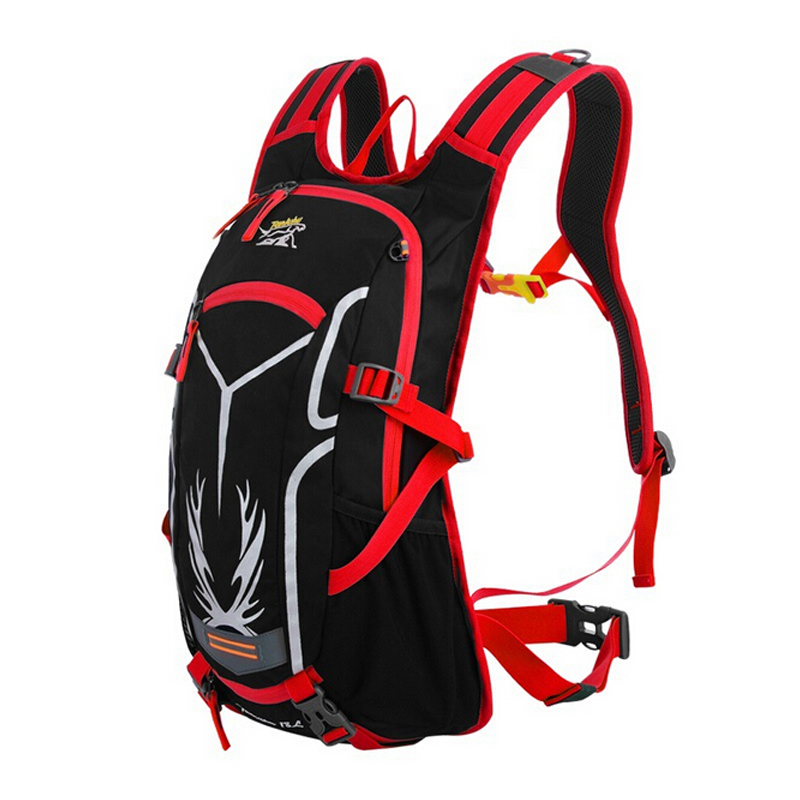 Waterproof Ultralight Outdoor Motorcycle Cycling Backpack Bike Backpacks For Travel Mountaineering Bags in Carrier Systems from Automobiles Motorcycles