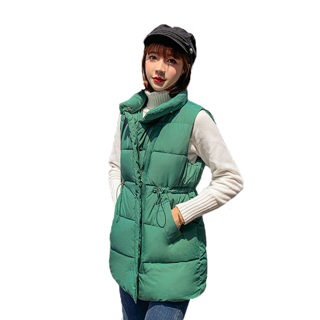 Windproof Warm Ladies Waistcoat