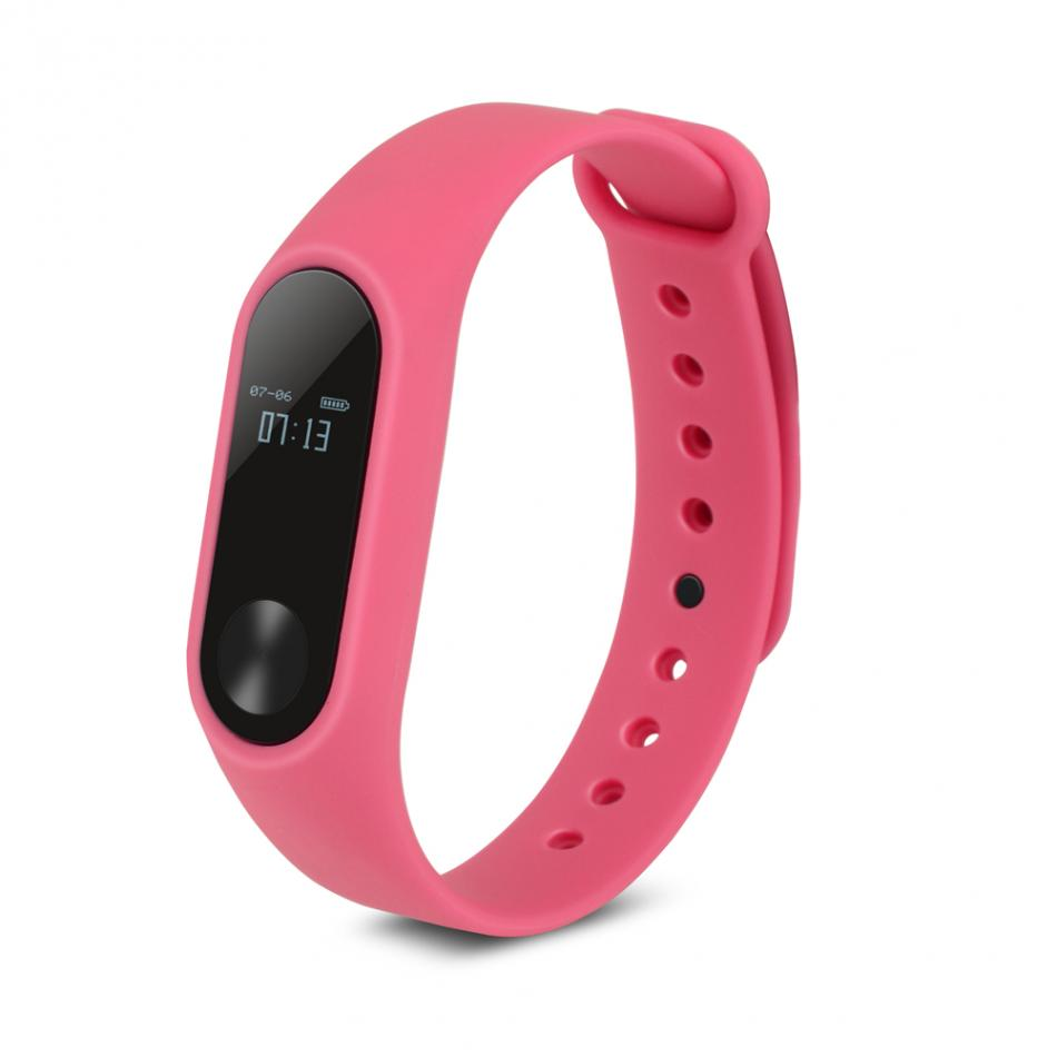 Smart Bluetooth Wristband Bracelet Fitness Heart Rate Monitor Sport Waterproof Wristband For Phone