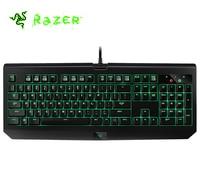 Original Razer Blackwidow Ultimate 2016 Wired Gaming Keyboard Backlit Programmable Green Switches US Layout Mechanical Keyboard