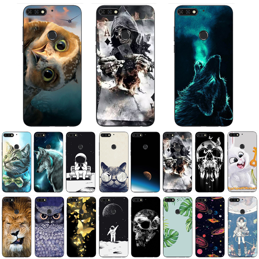 US $1 32 17% OFF|Fashion Rubber Cover for Lenovo K9 Note Patterned Soft  Case For Lenovo K 9 Note 6 inch K9 note 2019-in Fitted Cases from  Cellphones &