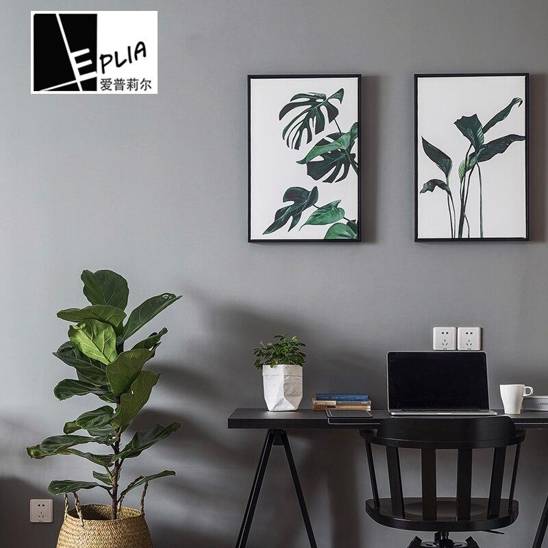 10 M x 53 cm avancé gris PVC auto-adhésif papier peint meubles rénovation autocollants étanche cuisine porte bois décoratif