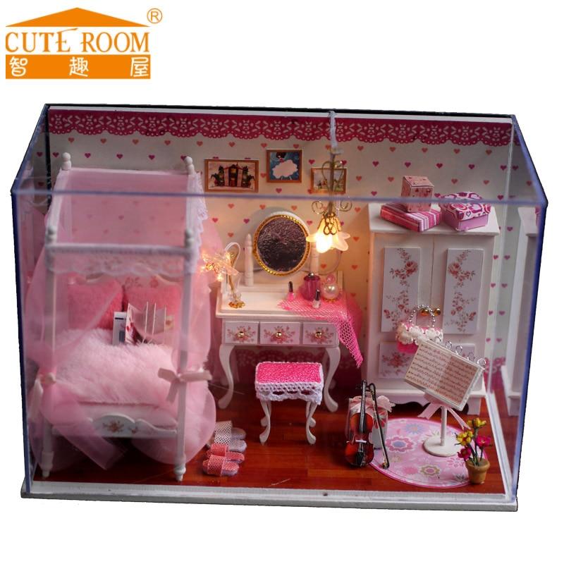 Online Get Cheap Dollhouse Furniture Kits -Aliexpress.com