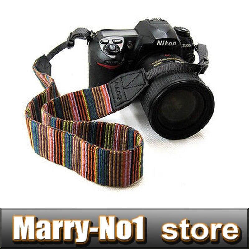 2pcs Camera Shoulder Neck Strap for 10d 20d 30d 40d 50d 450d 350d 550d d90 d3100 d5100 d3200 d3300 d40 SLR DSLR