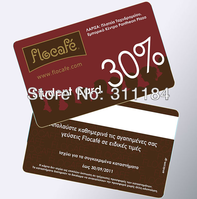 Customized Embossed Business Cards Plastic Card High Quality Best Price