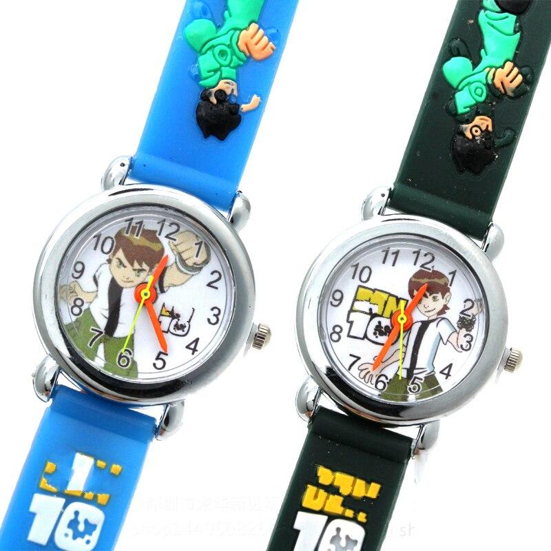 HBiBi Brand Child Time Watches Children Watch For Girls Boys Student Kids Watches Quartz Wristwatches Relogio Kol Saati Clock