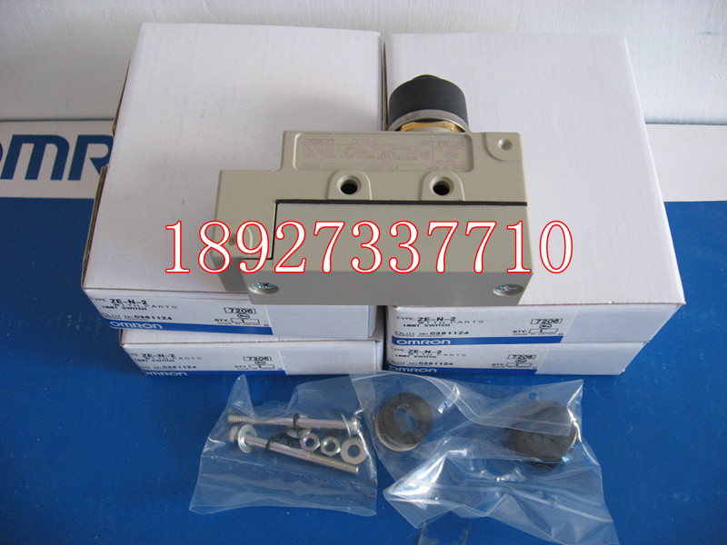 все цены на [ZOB] 100% brand new original authentic Omron omron limit switch ZE-N-2  --5PCS/LOT онлайн