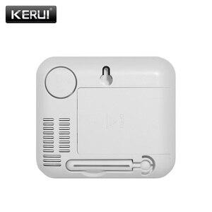 Image 3 - KERUI TD32 LED Display Wireless Temperature Adjustable Detector Alarm Sensor compatible with gsm home Security alarm system