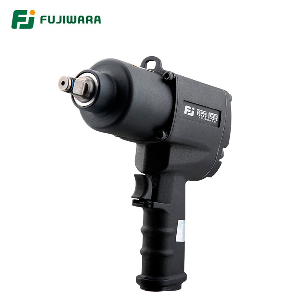 Torque Pneumatic 1280N Spanner Large FUJIWARA M Impact Pneumatic Tools Air 1 2inch Sleeve  Wrench Pneumatic