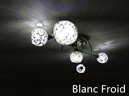 Купить с кэшбэком 4X Corn light trpe G9 110v 5w Silicone Coated G9 LED Bulb 360 Degree G9 Light Bulb  Equivalent 64pcs Epistar SMD 3014 LED G9