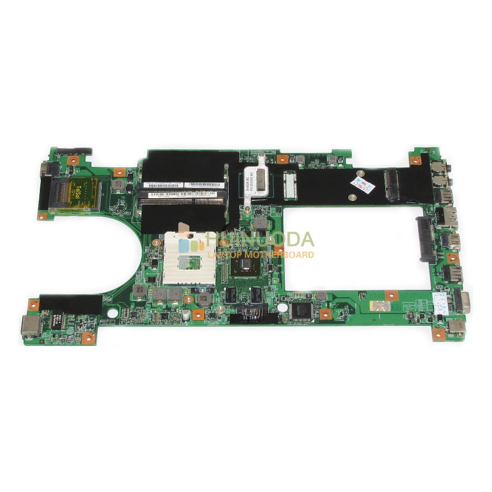 NOKOTION Mainboard for lenovo V360 laptop motherboard 48.4JG01.011 11012890 HM55 NVIDIA G305M DDR3 nokotion laptop motherboard for lenovo g570 la 675ap mainboard intel hp65 ddr3 socket pga989