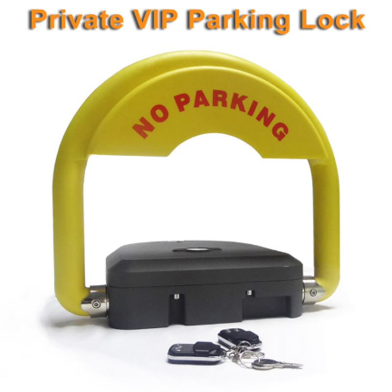 Security & Protection High Quality Automatic Parking Lock System Private Parking Vip Space Moderate Cost Smart Card System
