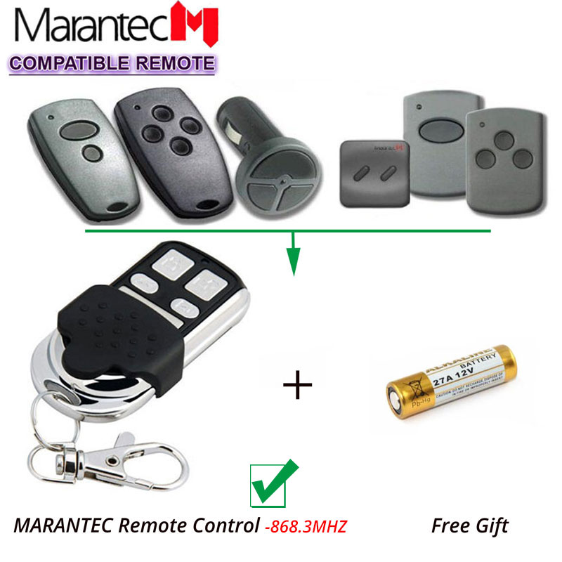 MARANTEC Digital D302 D304 Hand Remote Control Clone/Duplicator 868.3MHz ,Not work WITH 433 цены