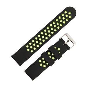 Image 2 - Bracelet de montre intelligente COLMI 20 MM pour montre intelligente SN60 SN12 S9 Sport3 etc.