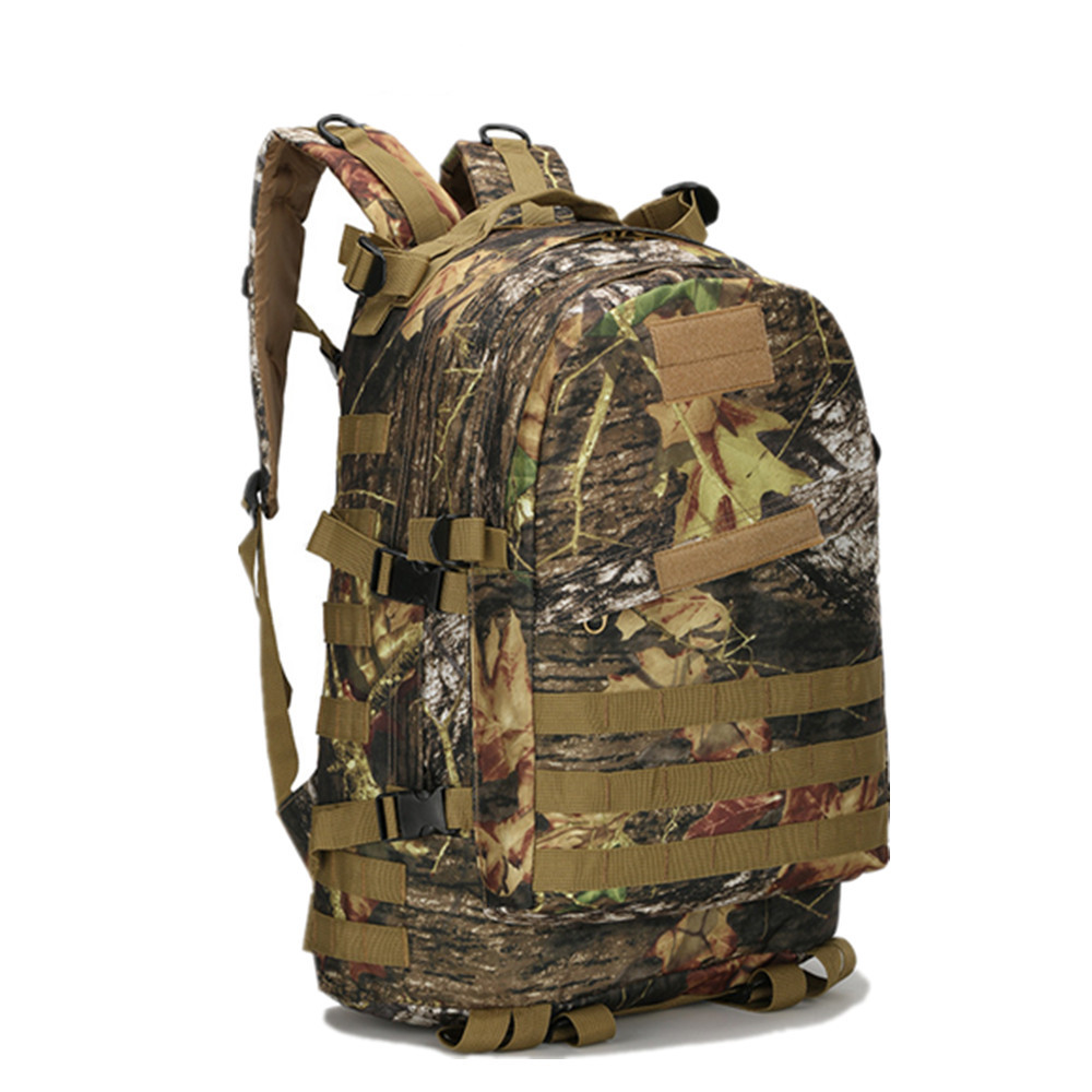 40L Molle 3D Tactical Outdoor Military Rucksack Backpack Hunting ...