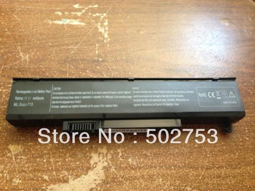 gateway m series laptop battery