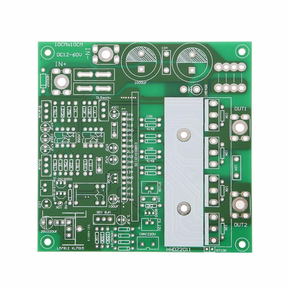 Pure Sine Wave Vacuum Board Inverter 12V 24V 36V 48V 60V Multi-functional High Frequency PCB DIY Component  Pure Sine Wave Vacuum Board Inverter 12V 24V 36V 48V 60V Multi-functional High Frequency PCB DIY Component