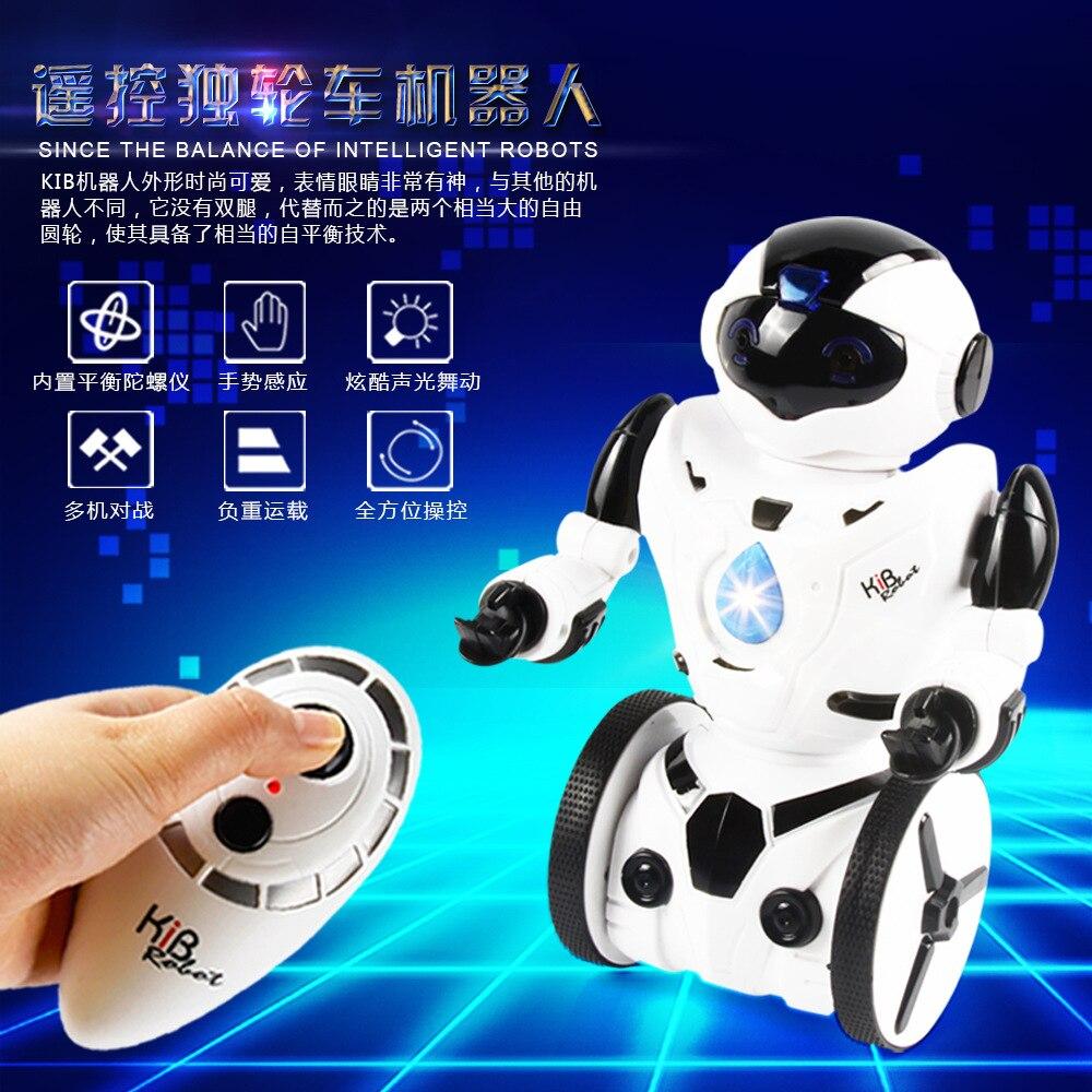 New Hot Kb Equilibrar Robôs Carregamento Robô De Controle Remoto Inteligente Robô Elétrico Pode Ser Usado Para Balanceamento de Carga Presente Dança