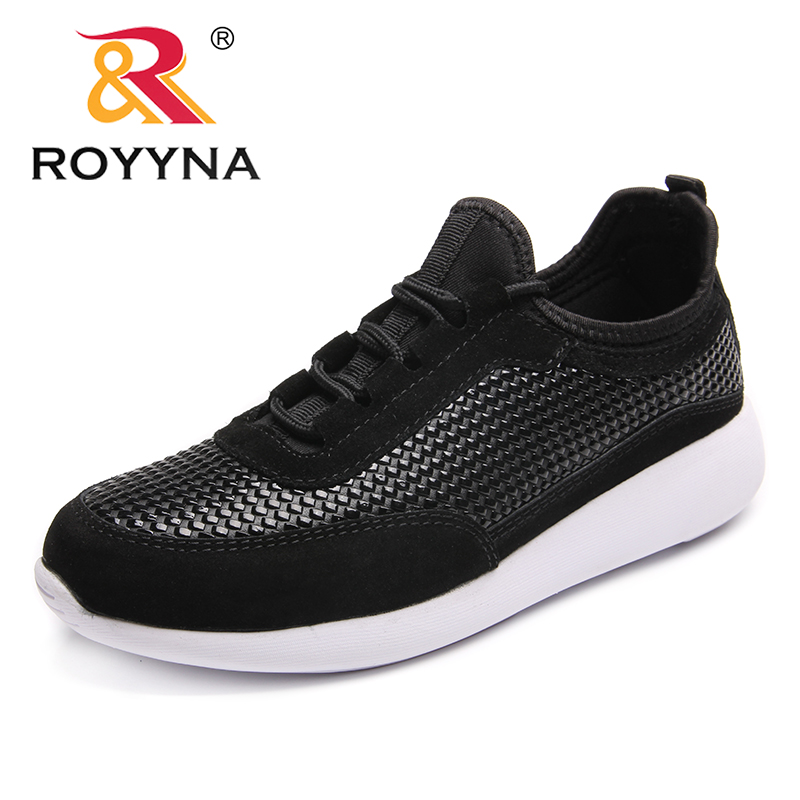 ROYYNA New Arrival Classics Style Women Flats Lace Up Women Loafers Round Toe Women Fashion Sneakers Comfortable Free Shipping