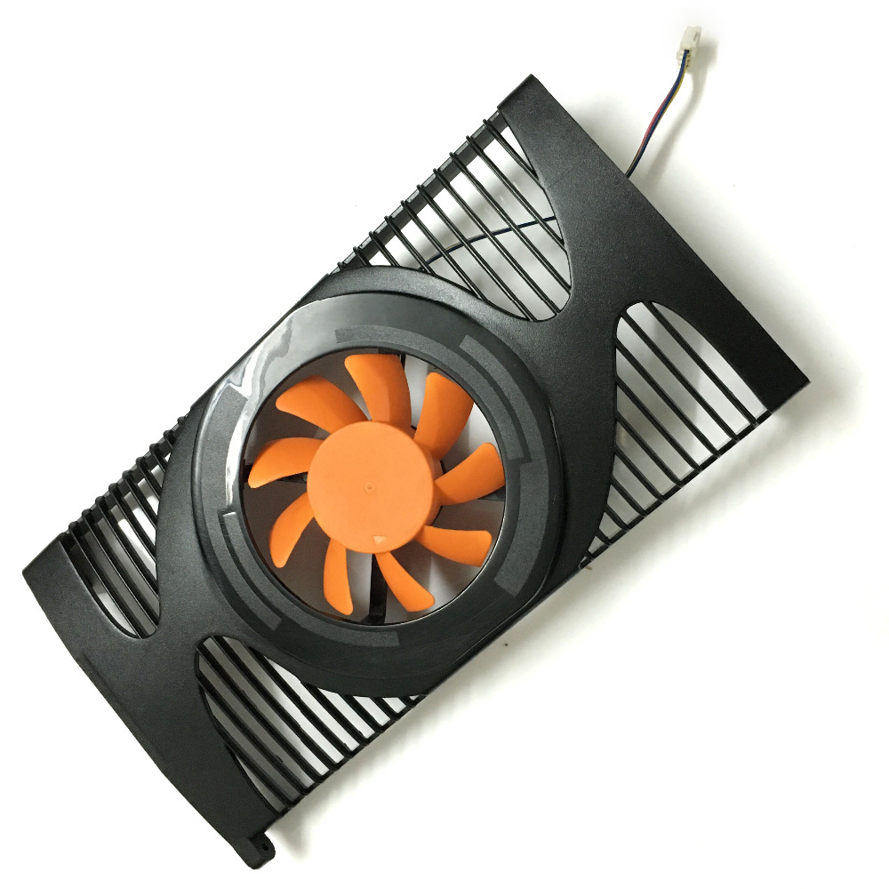 Original PLA07015D12HH-1 graphics card cooling fan for Palit MAXSUN Gainward VGA Video Card GTS250 Cooling модуль trendnet teg mgbs10 одномодовый модуль mini gbic тип lc 10 км