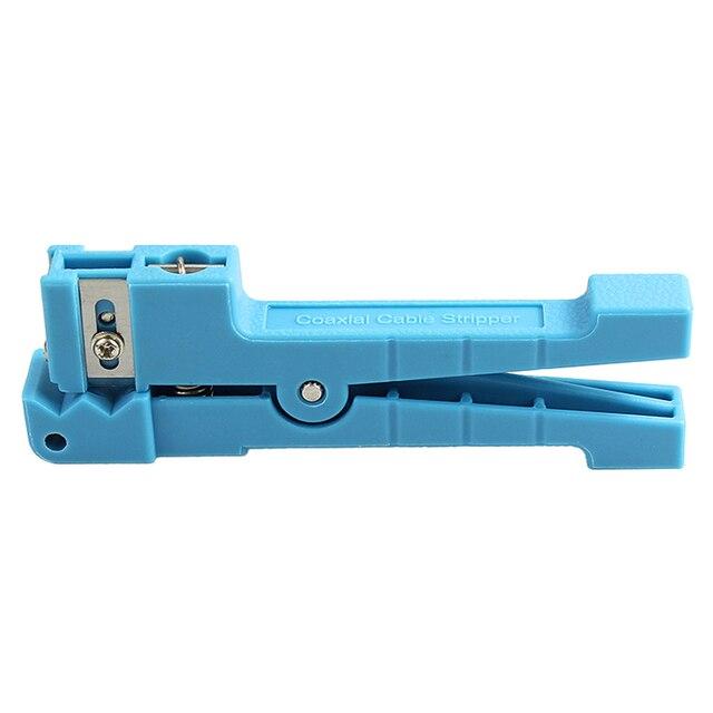 Ideaal 45 163 Fiber Optic Stripper/Glasvezel Jacket Stripper 45 163 Stripper/Glasvezel Stripper/Cleaver
