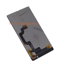 Nowy wyświetlacz LCD do umi Umidigi Crystal LCD + zestaw ekranu dotykowego Digitizer