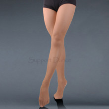 4d99842bdde Support Dance Adult Stretch Hard Seamless Professional Fishnet Tights  DBT29(China)