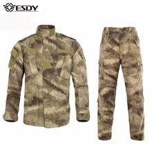 Multicam Military Uniform Camouflage Tatico Tactical Suit Ca