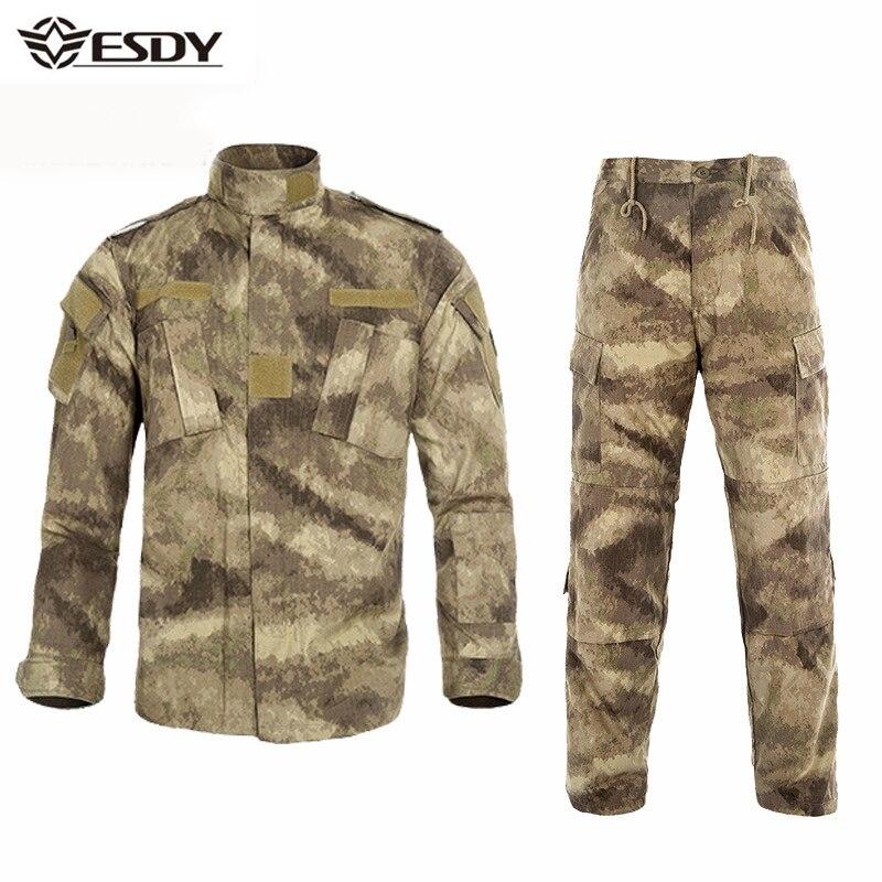 Multicam uniforme militaire Camouflage Tatico costume tactique Camping chasse randonnée en plein air Airsoft Paintball équipement vêtements