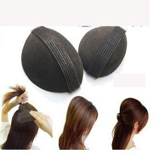 Fashion Hair Puff Paste Heightening Princess Hairstyle Device 20pcs
