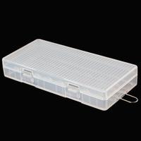 NEW 10PCS Soshine Portable Hard Plastic Case Holder Storage Box for 8 x AA Batteries