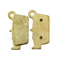 Sintered Rear Brake Pads For Kawasaki KX250 04 09 KX450F 2006 2007 2008 2009 KLX450 2008
