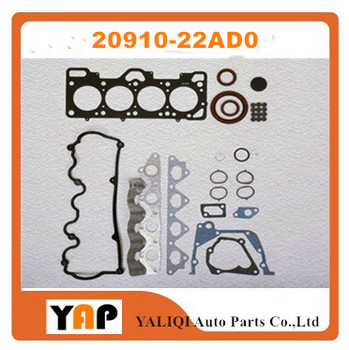 Revisie Pakking Kit Motor VOOR FITKIA Zuid-korea Accent Saloon (LC) g4EA 1.3L 12 V L4 20910-22AD0 2005-2013